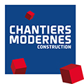 Logo de Chantiers Modernes Construction