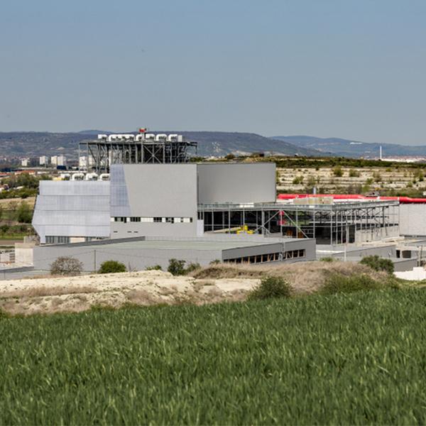 Centre multifilière Vernéa à Clermont-Ferrand