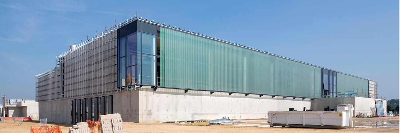 Station d'épuration des eaux de Seine Aval