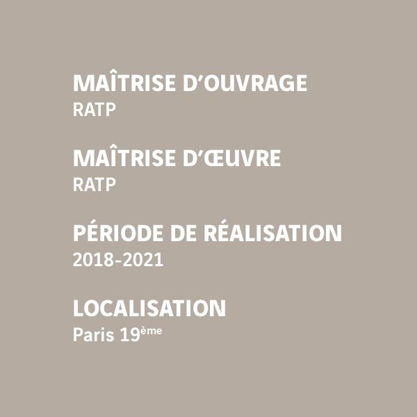 Fiche sur le chantier de la station Pyrénées