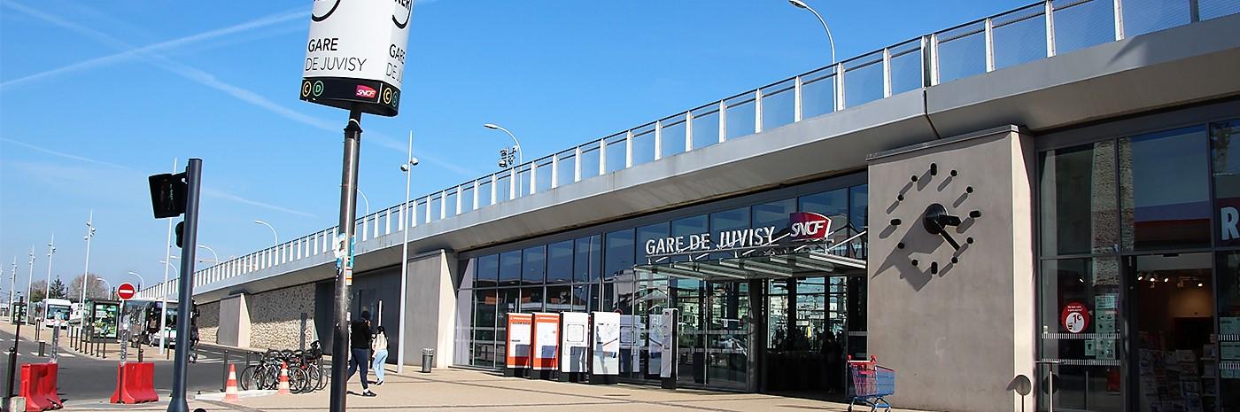 Gare de Juvisy-sur-Orge