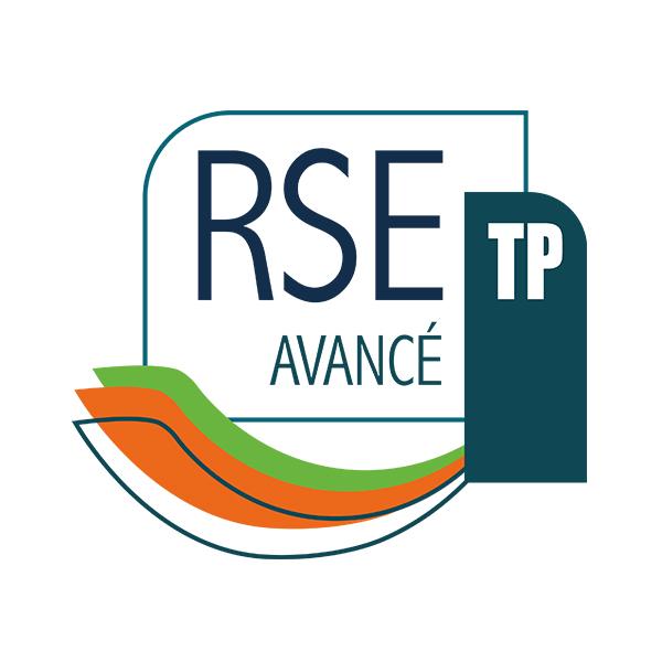 Label RSE TP décerné par la FNTP